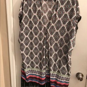 Swimwear by cacique coverup size 14-20